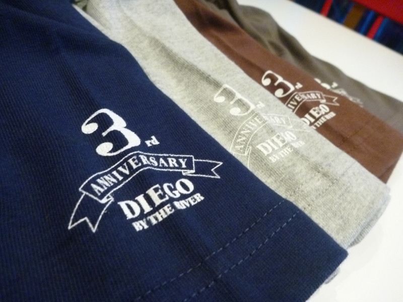 DIEGO BY THE RIVER-blog-Tシャツ2